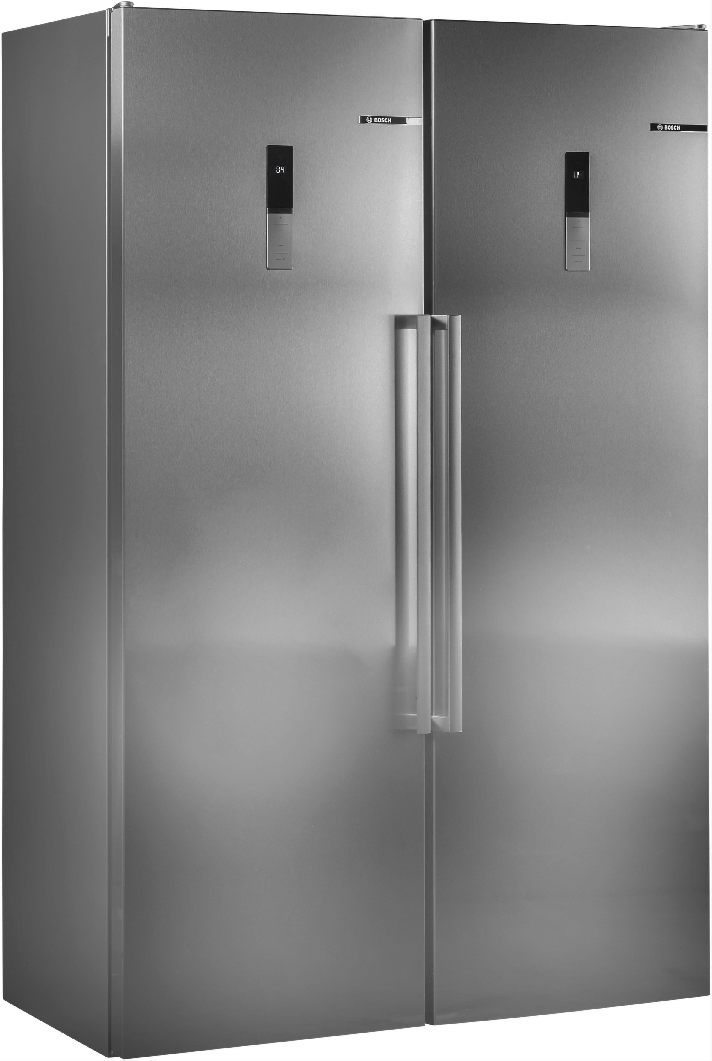 Bosch side-by-side-koelkast serie 6, 187 cm hoog, 120 cm breed bij OTTO online kopen