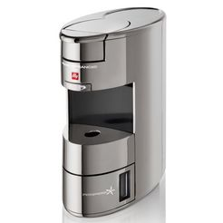 illy »francisfrancis! x9 iperespresso« koffiecapsulemachine zilver