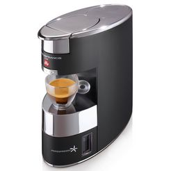 illy »francisfrancis! x9 iperespresso« koffiecapsulemachine zwart