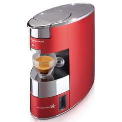 illy koffiecapsulemachine francisfrancis! x9 iperespresso, rood rood