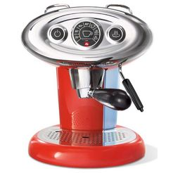 illy »francisfrancis! x7.1 iperespresso« koffiecapsulemachine rood