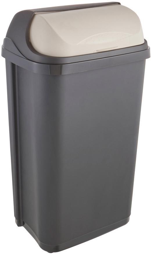 6591dc928d6 Afbeeldingsbron: keeeper afvalemmer met roldeksel, inhoud 50 liter, »rasmus«