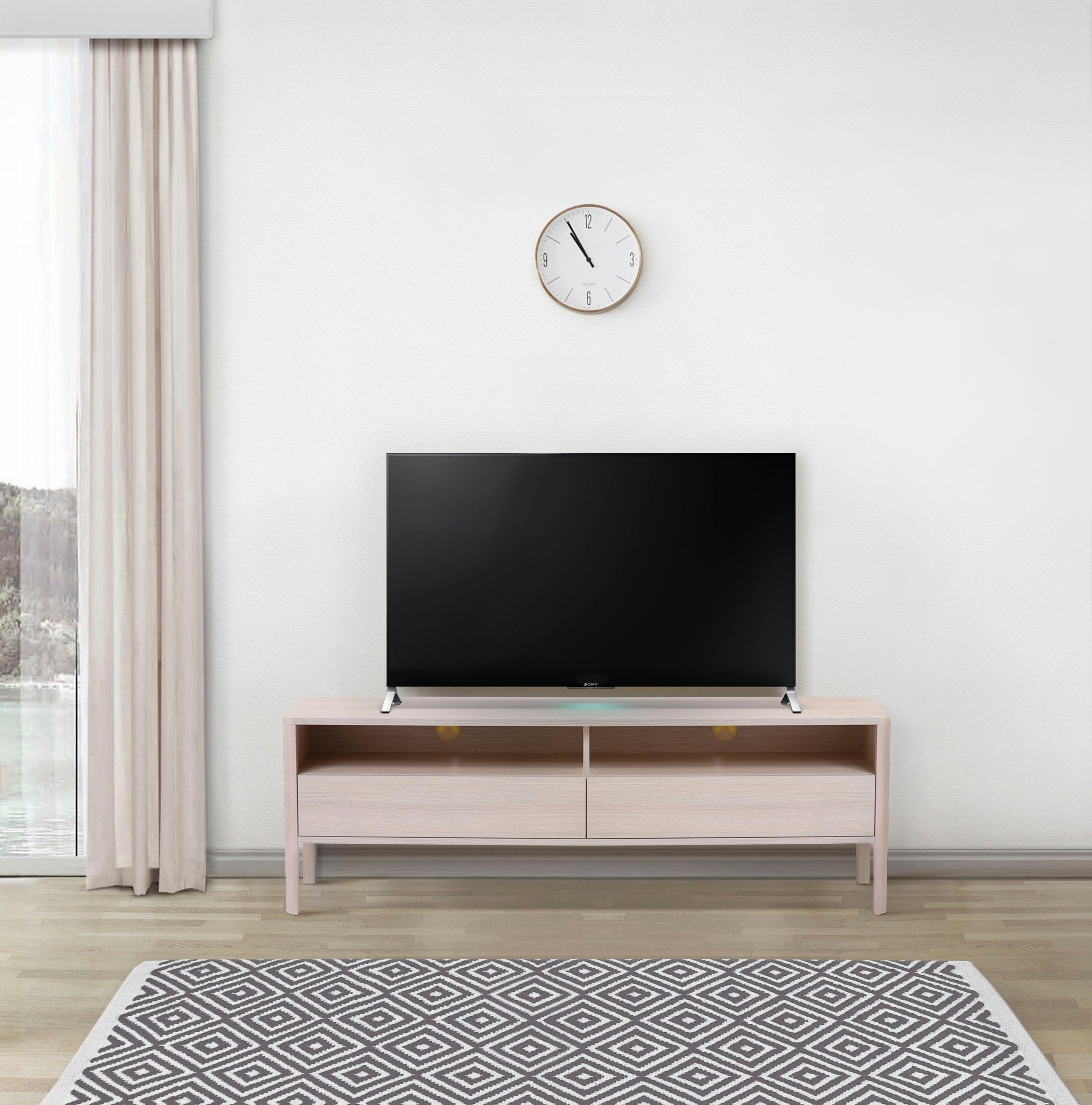 Woodman tv-meubel Oskar Breedte 140 cm nu online kopen bij OTTO