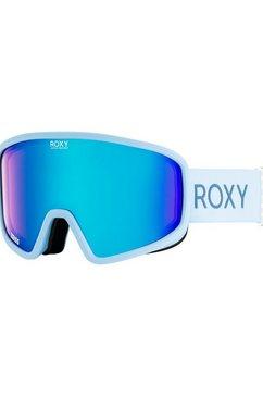 roxy ski-snowboard bril »feenity« blauw