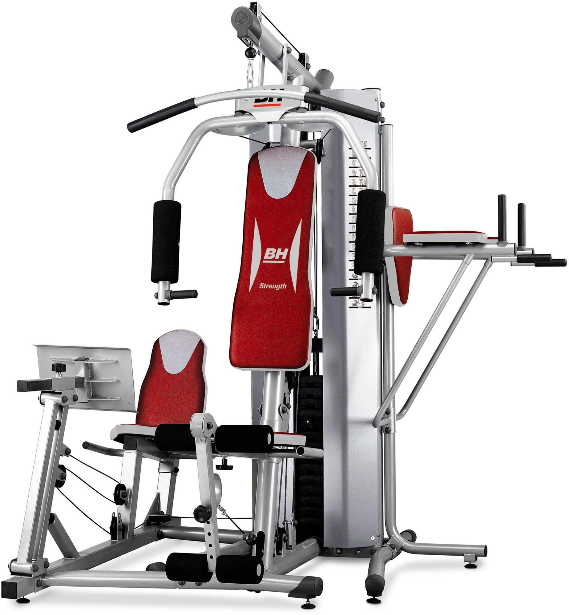 BH Fitness BH-FITNESS Fitnessstation Global Gym Plus bij OTTO online kopen