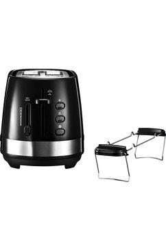 de'longhi toaster active line ctla2103.bk zwart