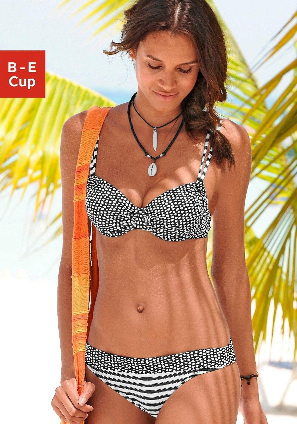 Op zoek naar een s.Oliver RED LABEL Beachwear beugelbikini? Koop online bij OTTO