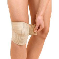 kniegewricht-steun met fixatiebanden