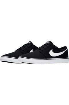 nike sb sneakers »sb solarsoft portmore ii skate« zwart