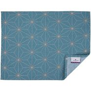 placemat, tom tailor, »golden chrystals« (set van 6) groen