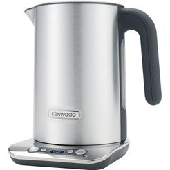 kenwood waterkoker, persona sjm610, 1,7 liter, 2200 watt zilver