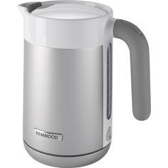kenwood waterkoker, zjm 401 tt, 1,6 liter, 2200 watt zilver