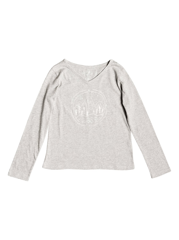 Sleeve Long Roxy Something Shop Topsay Online OPuTkiZX