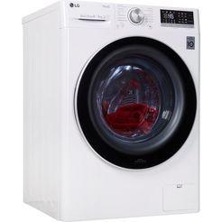 lg wasdroger v4 wd 85s1 met stoomtechnologie wit