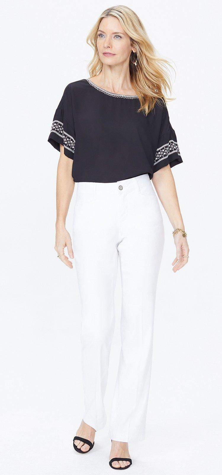 Op zoek naar een NYDJ Trouser »in Stretch Linen«? Koop online bij OTTO