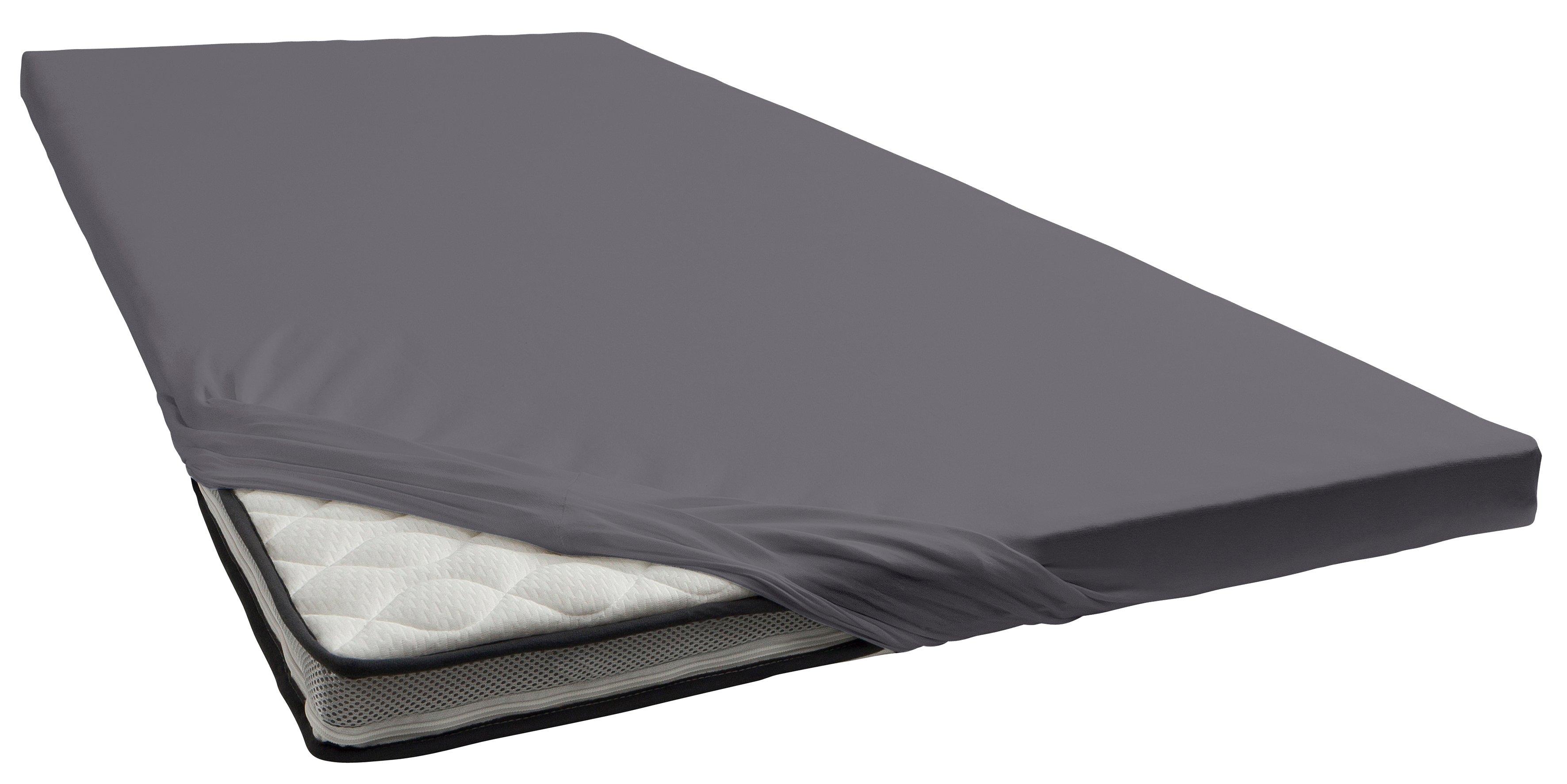 bellana hoeslaken Jersey-elastan deluxe voor topmatras op boxsprings (1 stuk) online kopen op otto.nl