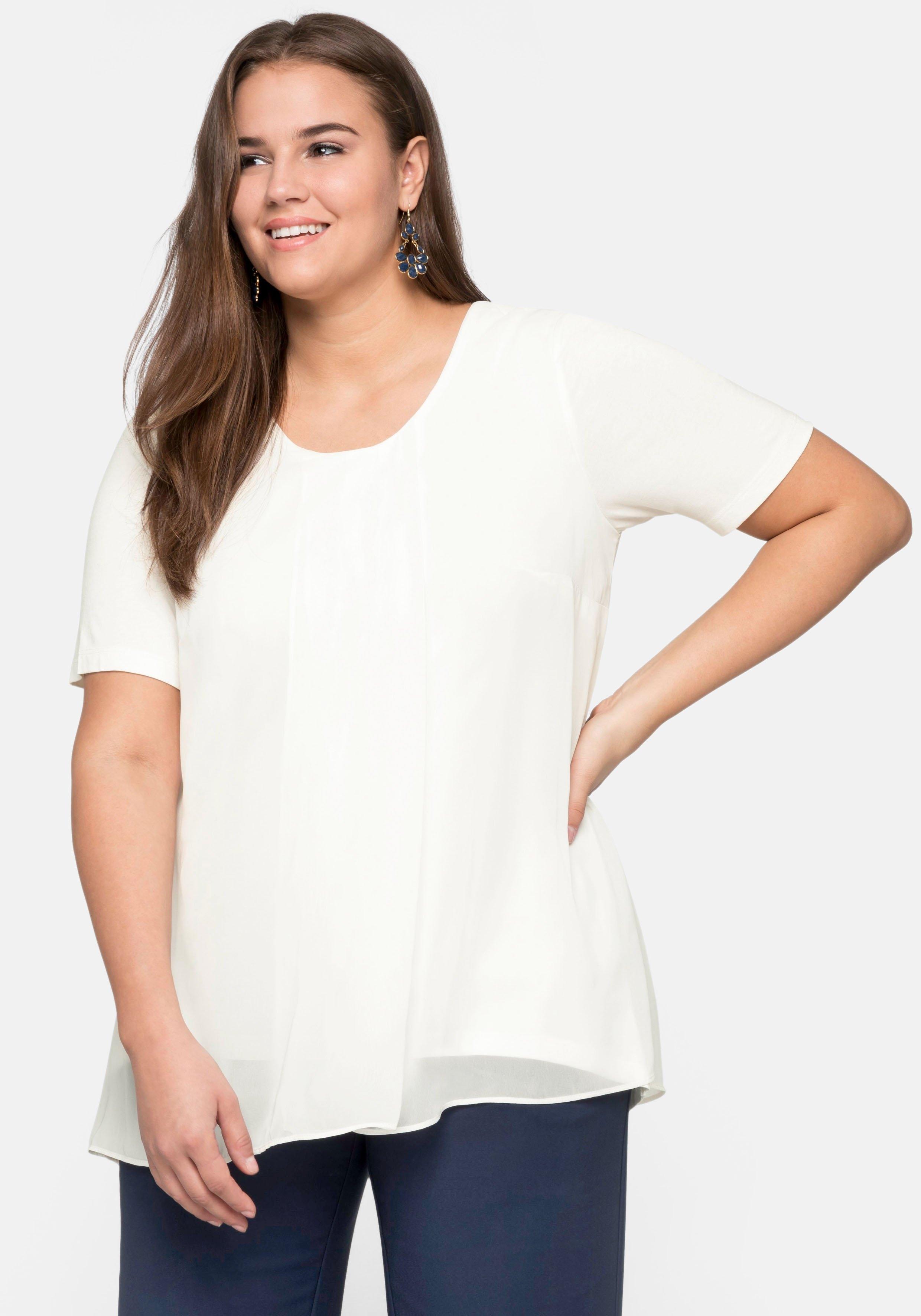 Sheego Style shirt - verschillende betaalmethodes