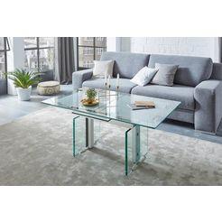 vierhaus salontafel transparant