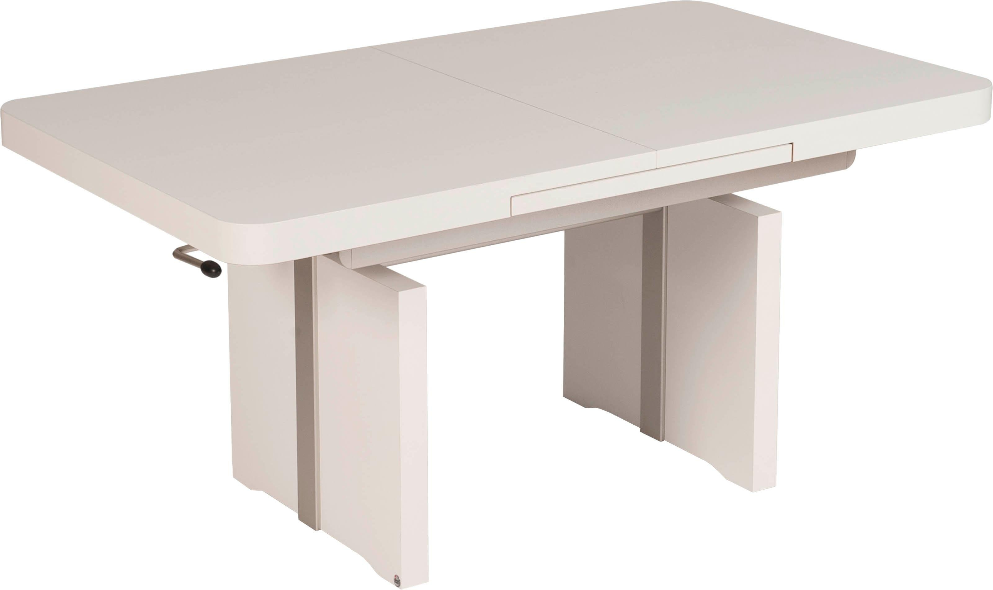 Vierhaus salontafel in hoogte verstelbaar bestellen: 30 dagen bedenktijd