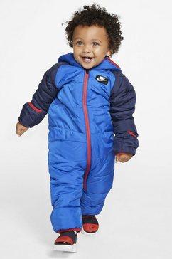 nike sportswear ski-overall nkb cire snowsuit blauw
