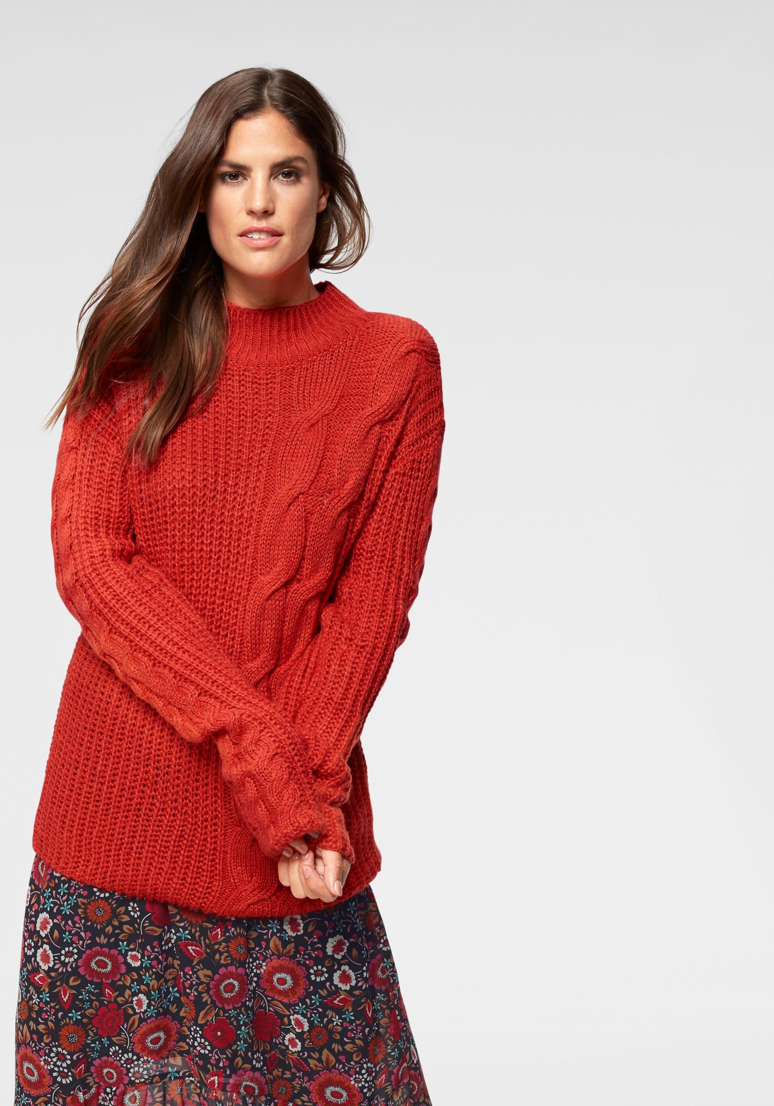 Aniston By Baur Aniston trui met staande kraag online kopen op otto.nl