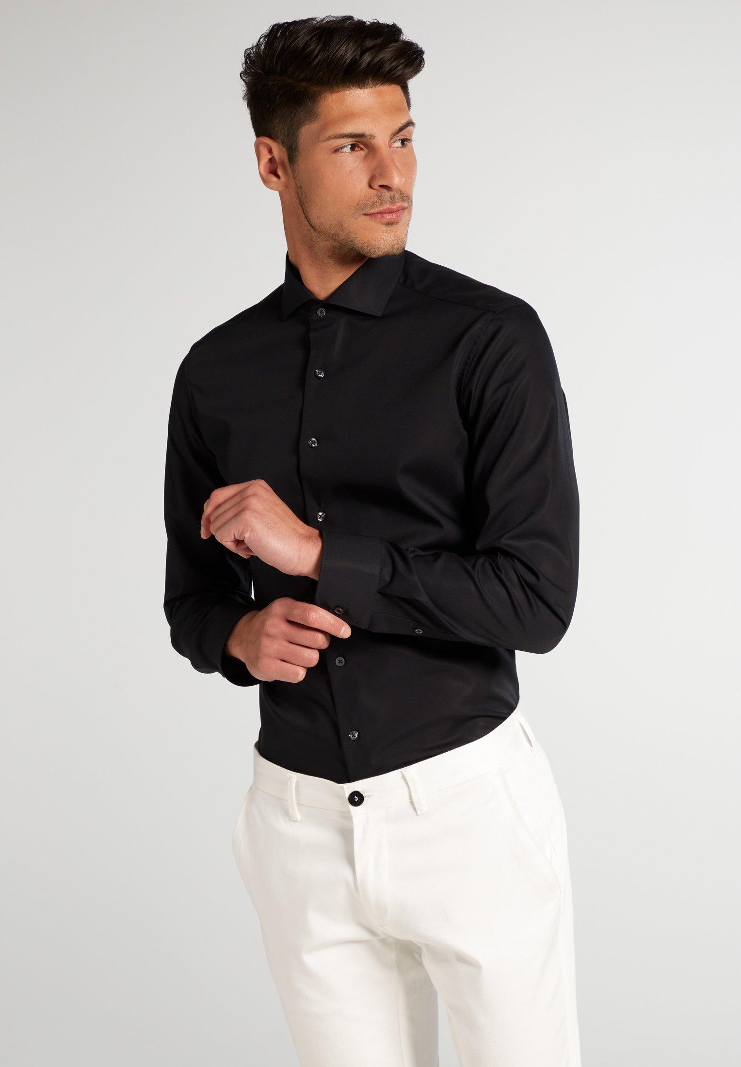 Eterna businessoverhemd Slim fit Lange mouwen bij OTTO online kopen