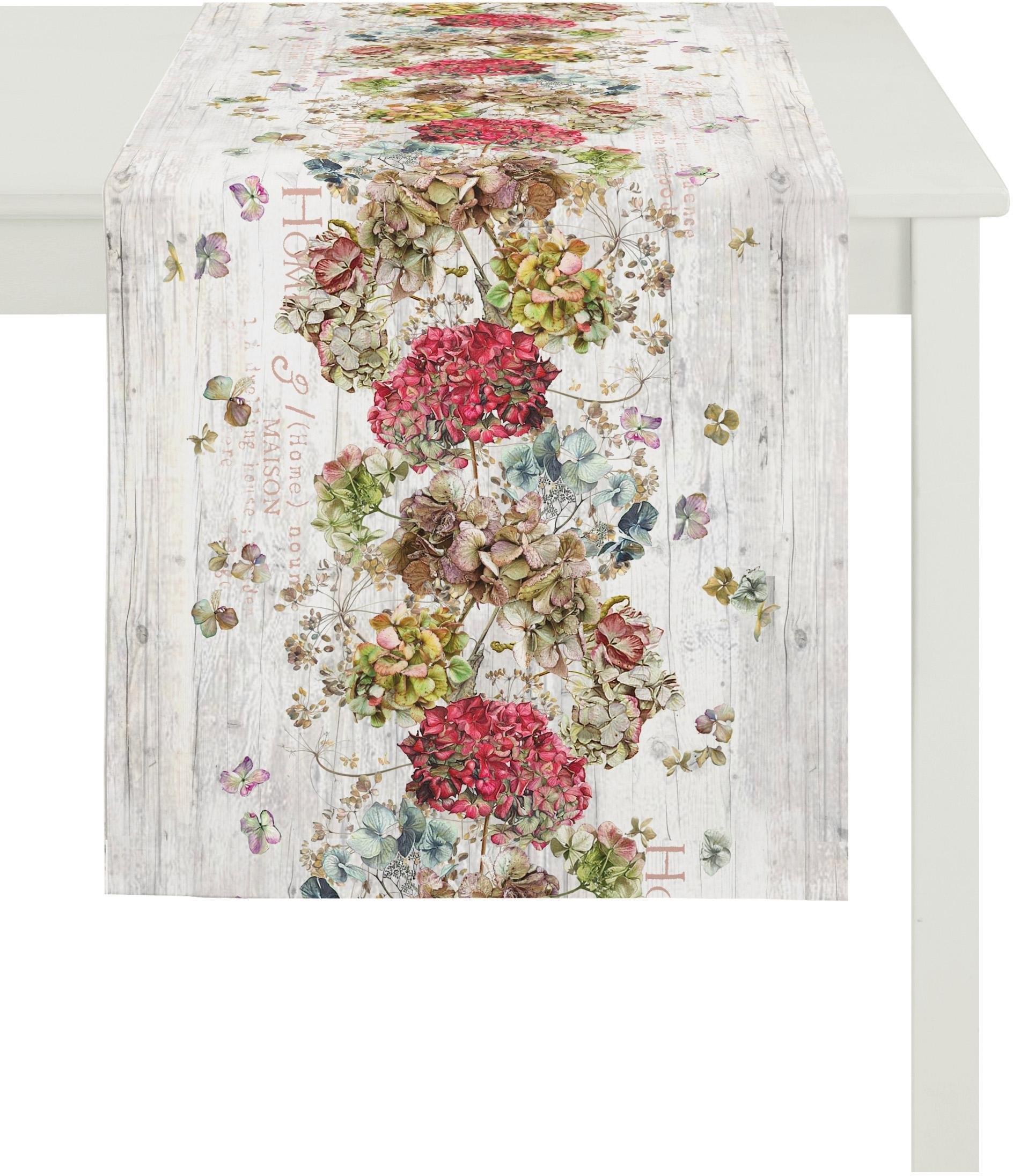 Op zoek naar een APELT tafelloper 1110 herfsttijd digitale print (1 stuk)? Koop online bij OTTO