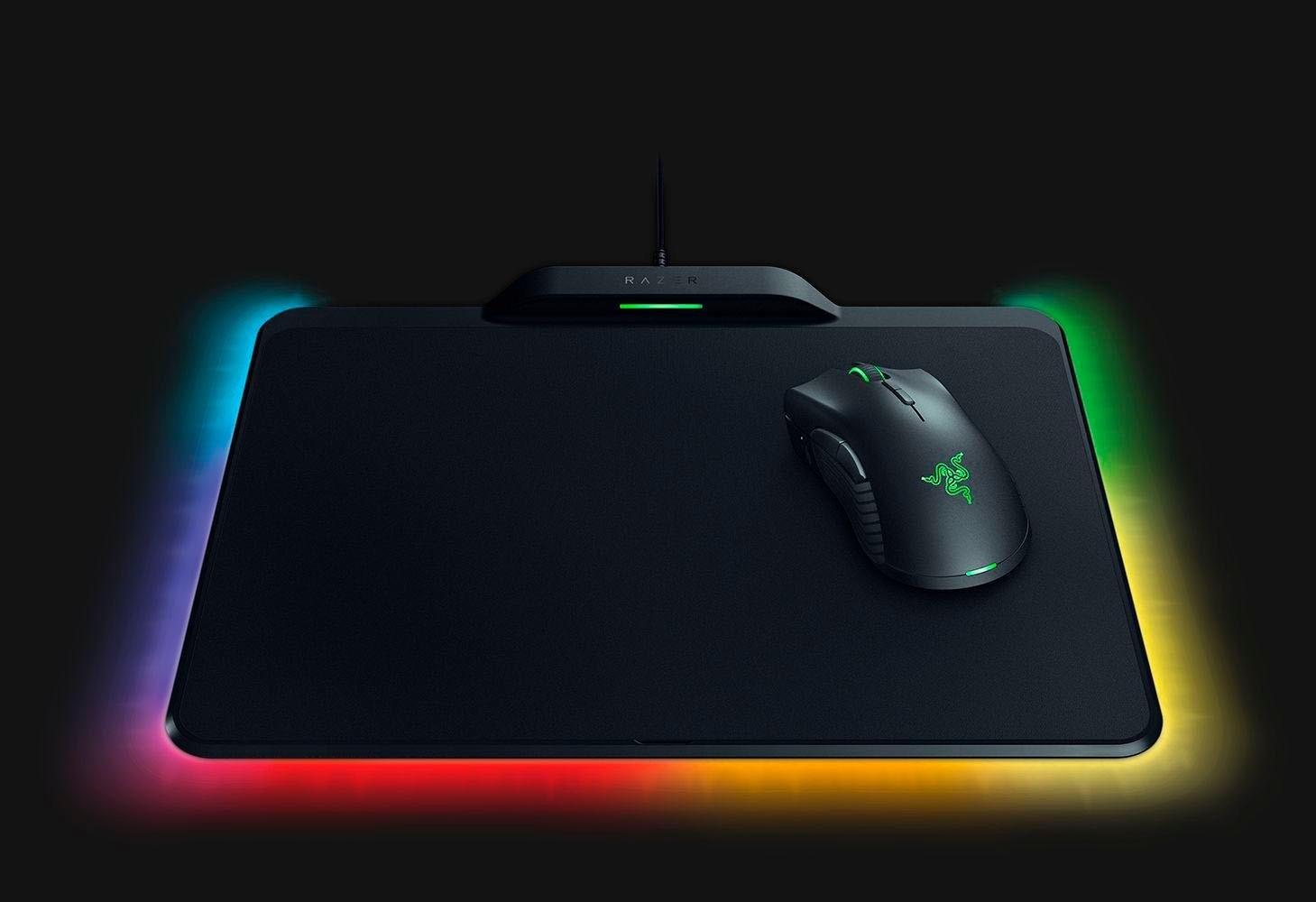 Razer »Mamba + Firefly Hyperflux« gaming-muis (met snoer, inductief, 16000 dpi) bij OTTO online kopen
