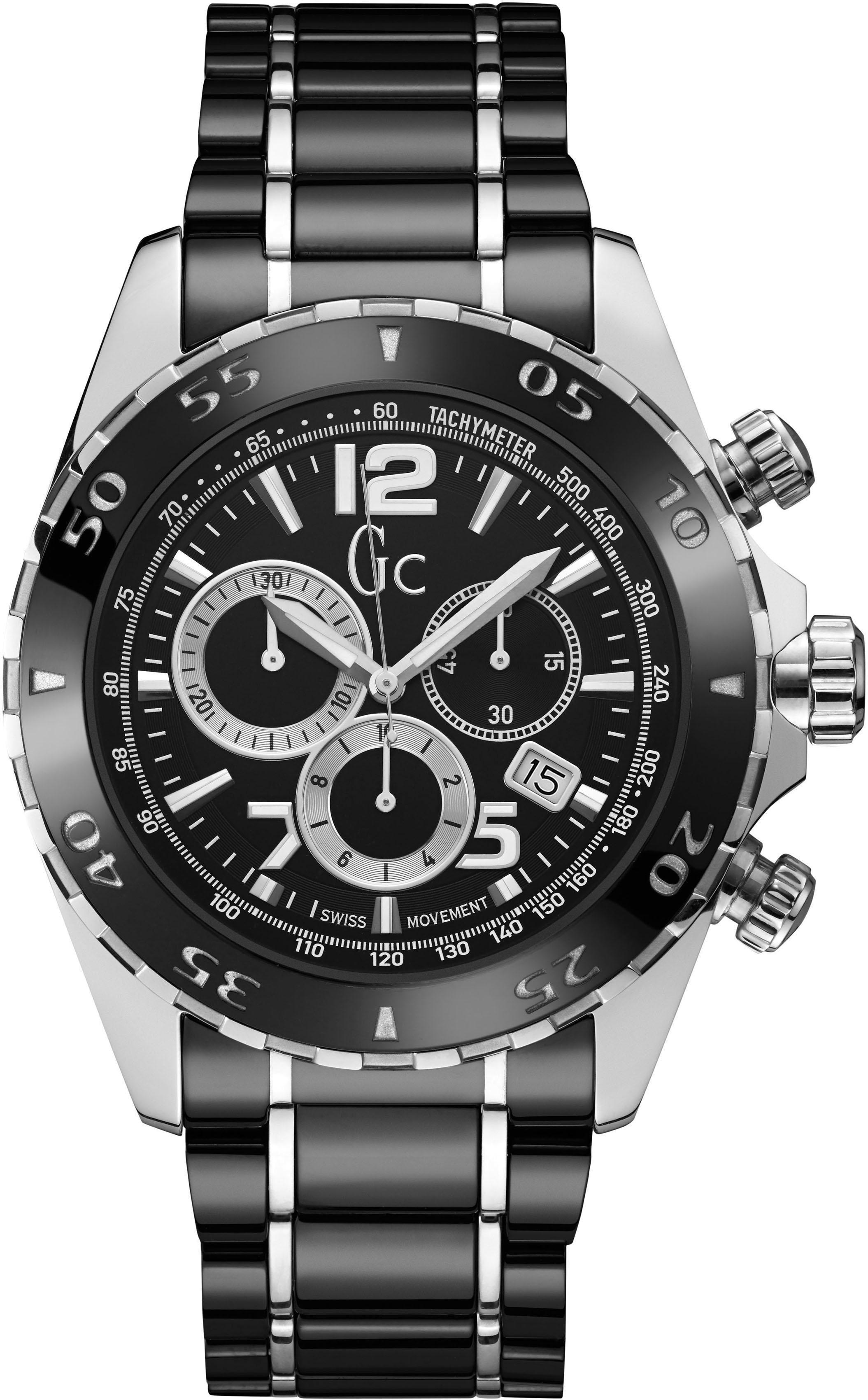 Gc chronograaf »Gc SportRacer, Y02015G2« - verschillende betaalmethodes