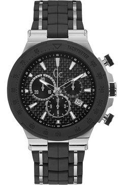 gc chronograaf »gc structura, y35003g2« zwart