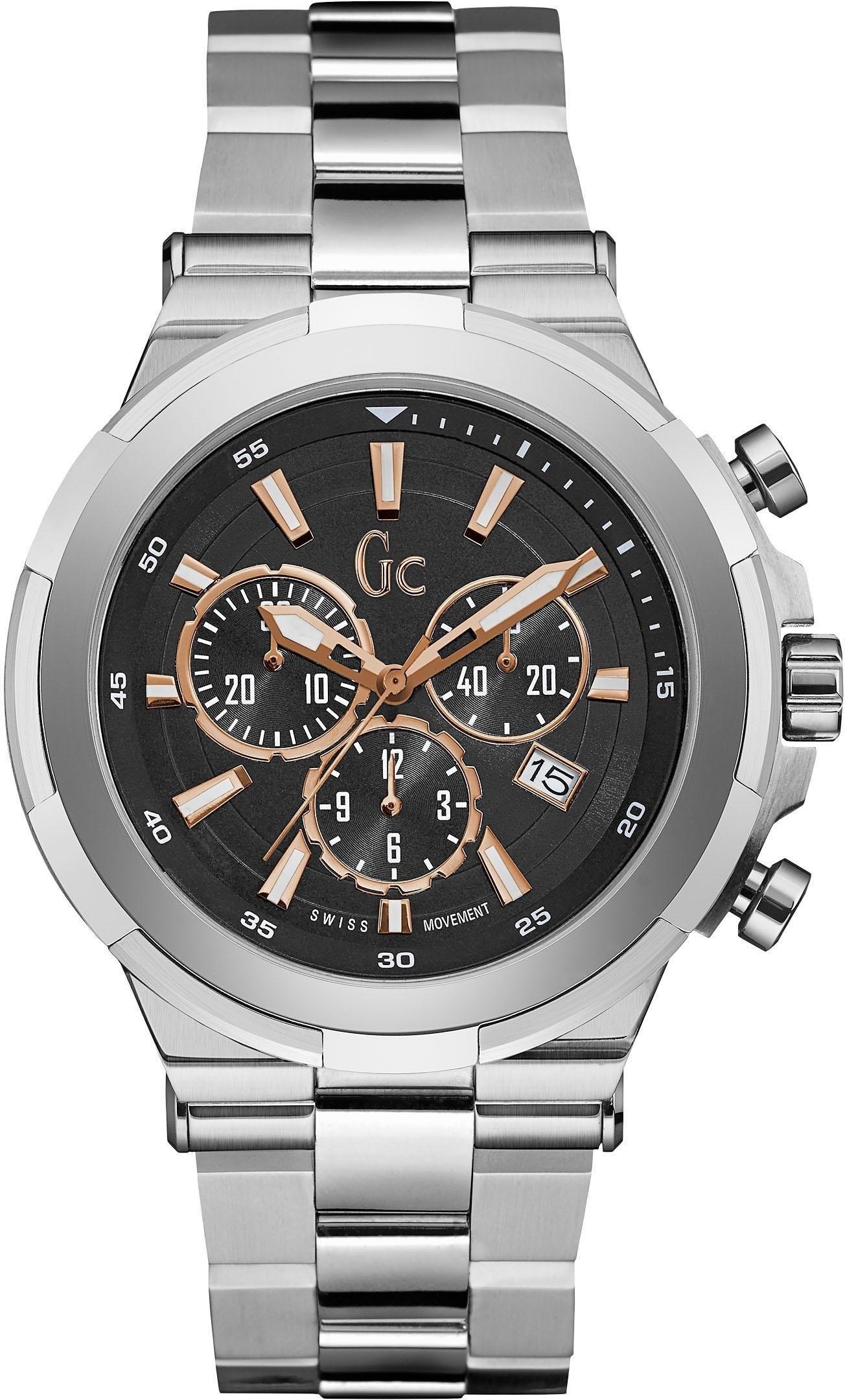 Op zoek naar een Gc chronograaf »Gc Structura, Y23002G2«? Koop online bij OTTO
