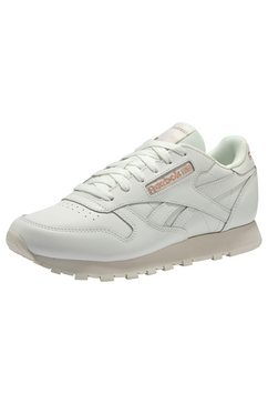 reebok classic sneakers »classic leather w« wit