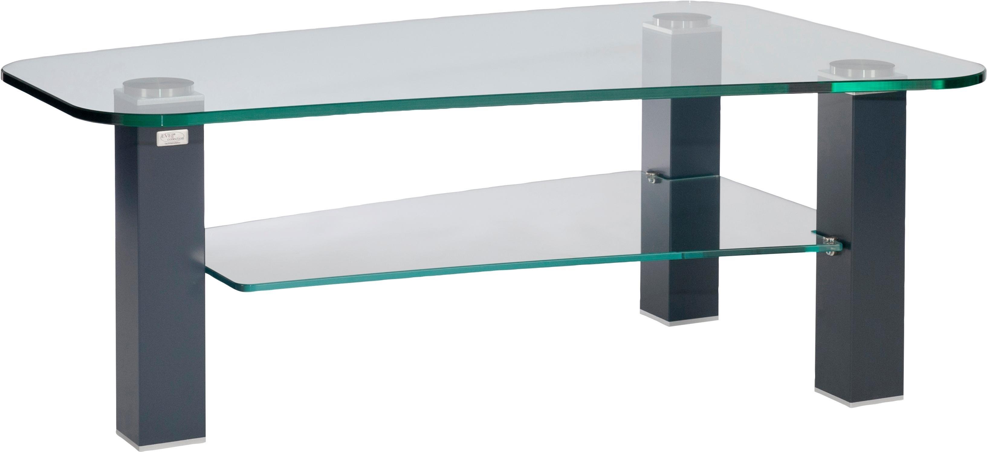 Eve Collection salontafel met plank in de webshop van OTTO kopen