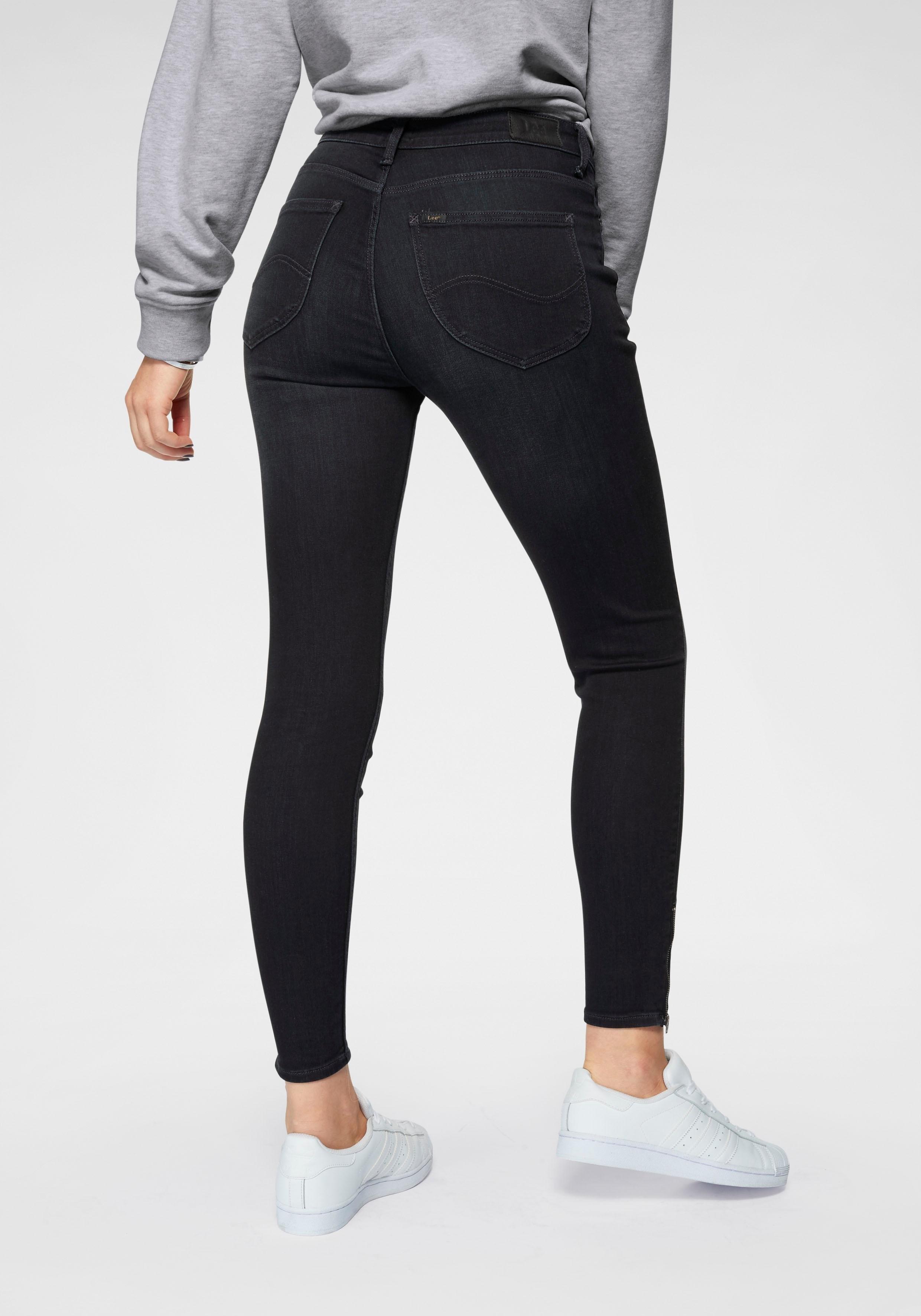 Lee ® skinny fit jeans »Scarlett High« goedkoop op otto.nl kopen