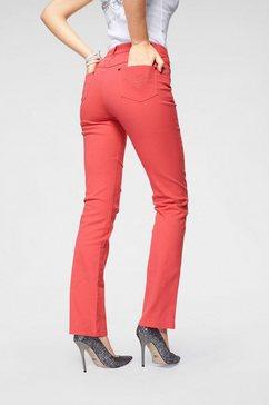 arizona jeans in 5-pocketsmodel oranje