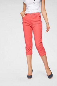 arizona capri-jeans »comfort-fit« oranje