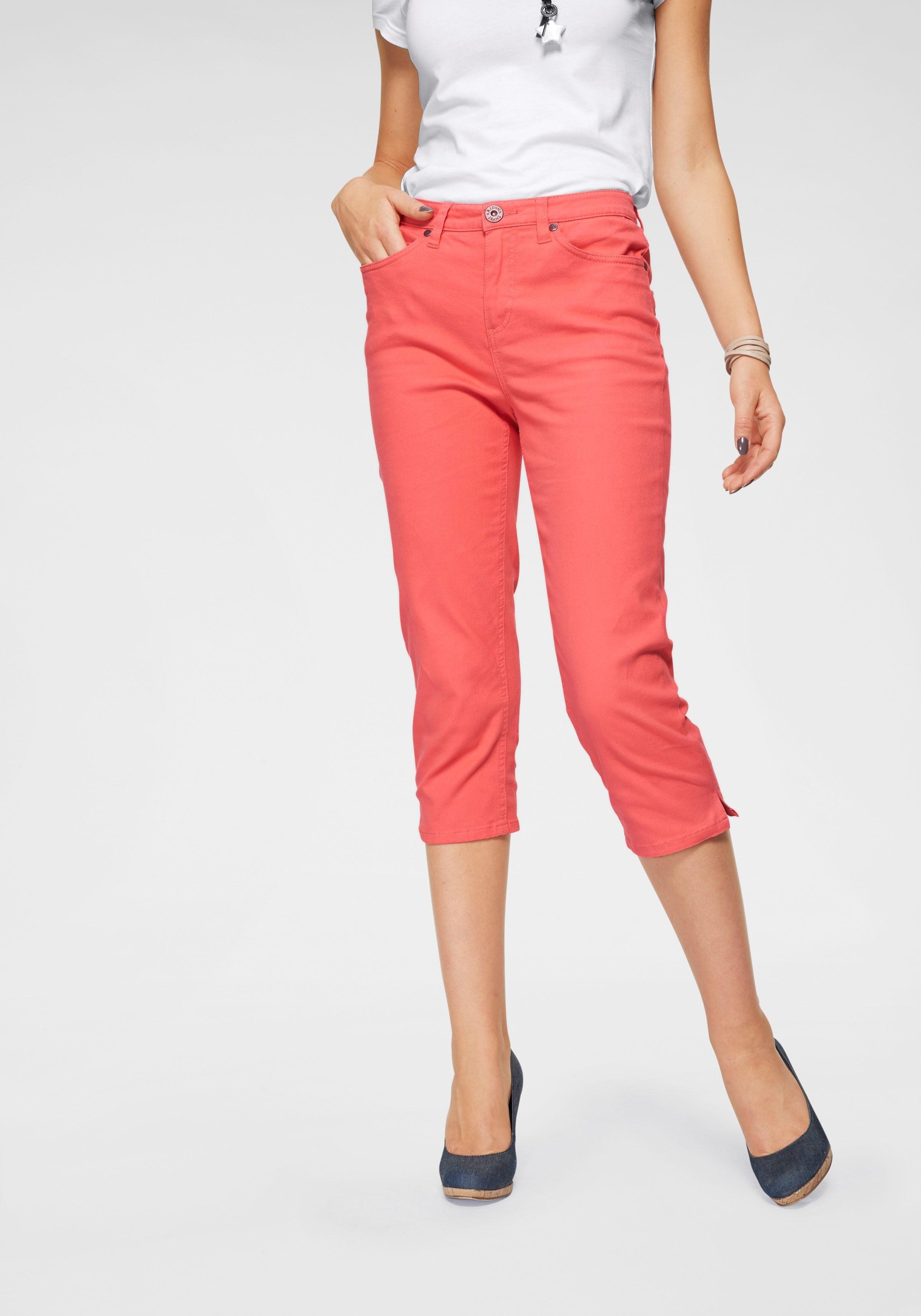 Shoppen jeanscomfort Online Arizona fit Capri 8NPkn0wOX