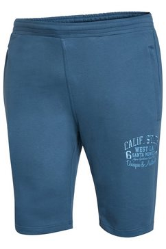 ahorn sportswear shorts blauw