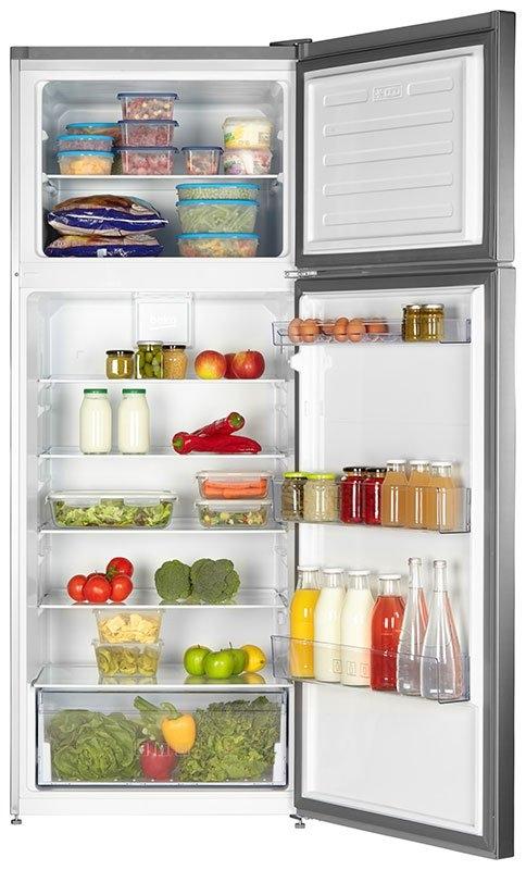 Beko dubbeldeurs koelkast RDSE465K30PT voordelig en veilig online kopen