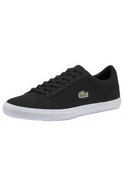 lacoste sneakers »lerond bl 2 cam« zwart