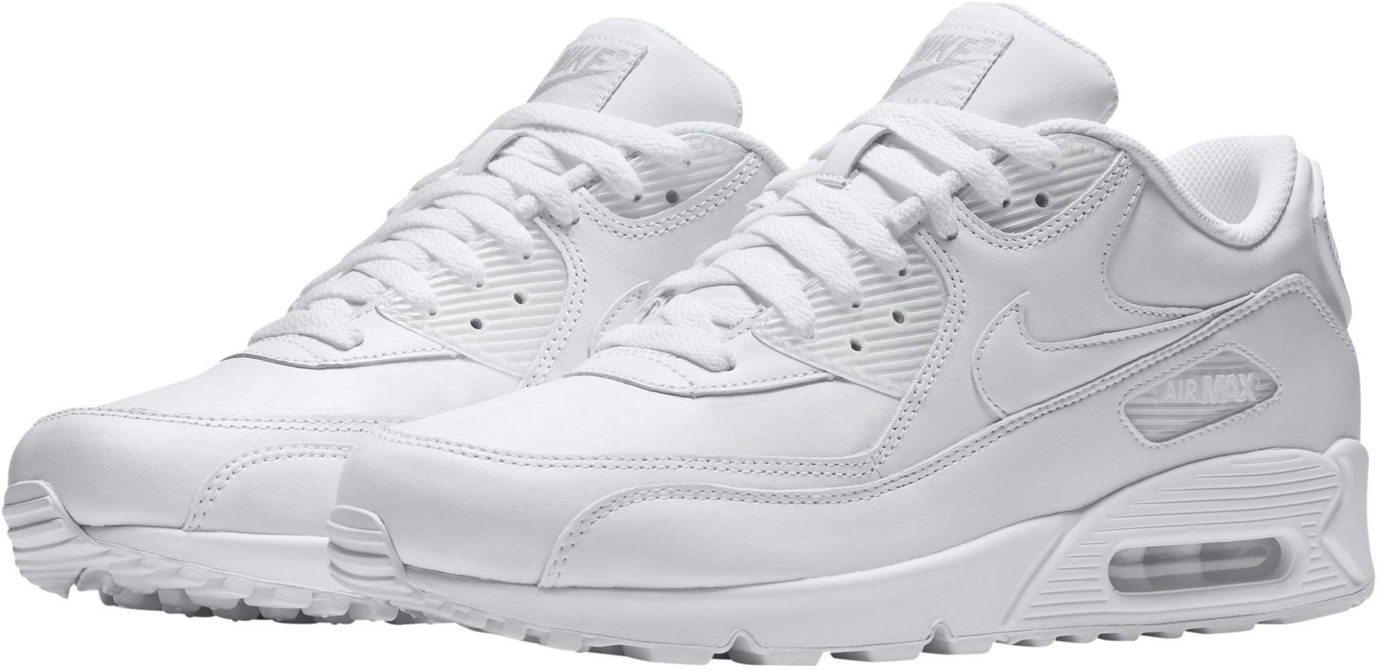 Nike Sportswear sneakers »Air Max 90 Leather« - gratis ruilen op otto.nl