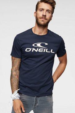 o'neill t-shirt blauw