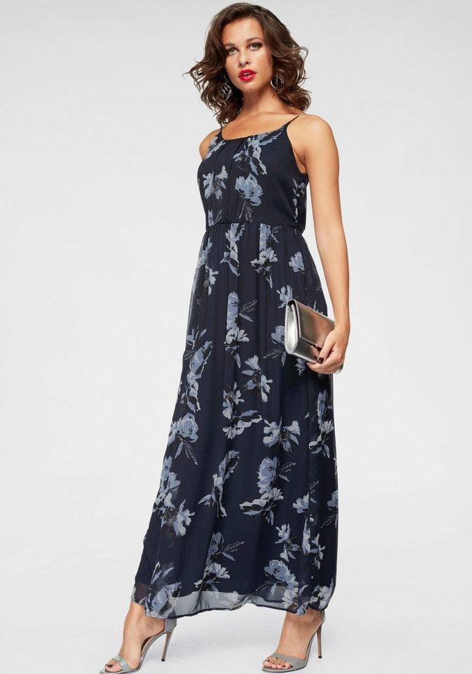 Vero Moda maxi-jurk ROME blauw