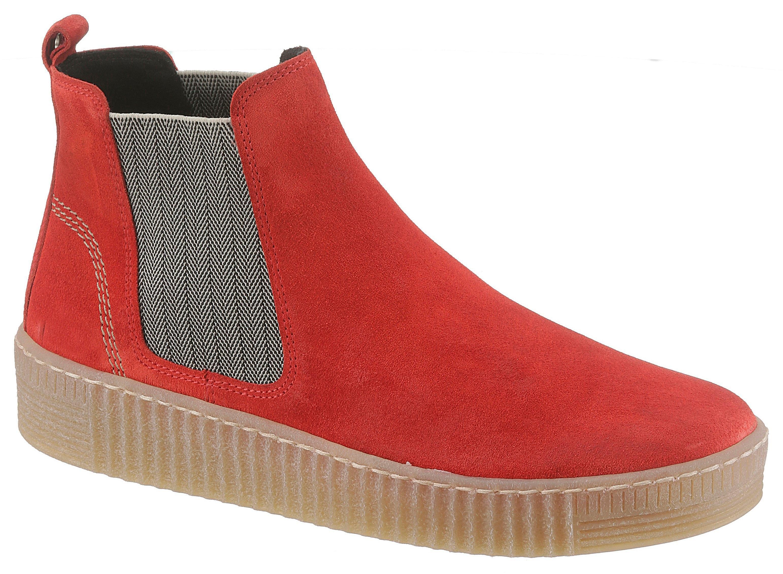 Op zoek naar een Gabor Chelsea-boots met stijlvol sierstiksel? Koop online bij OTTO
