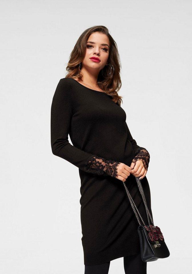Vero Moda tricotjurk ADO GLORY zwart