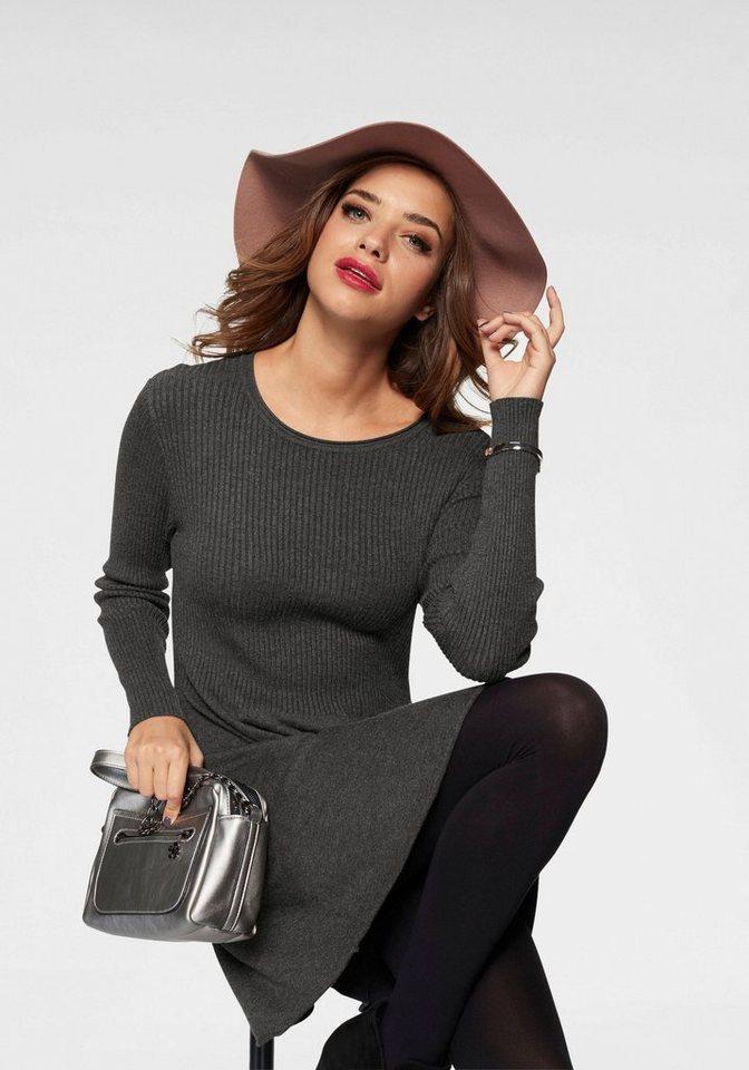 ONLY tricotjurk ASTANA grijs