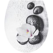cornat toiletzitting »wet stone« multicolor