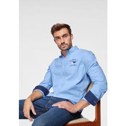 NU 20% KORTING: Gaastra overhemd met lange mouwen
