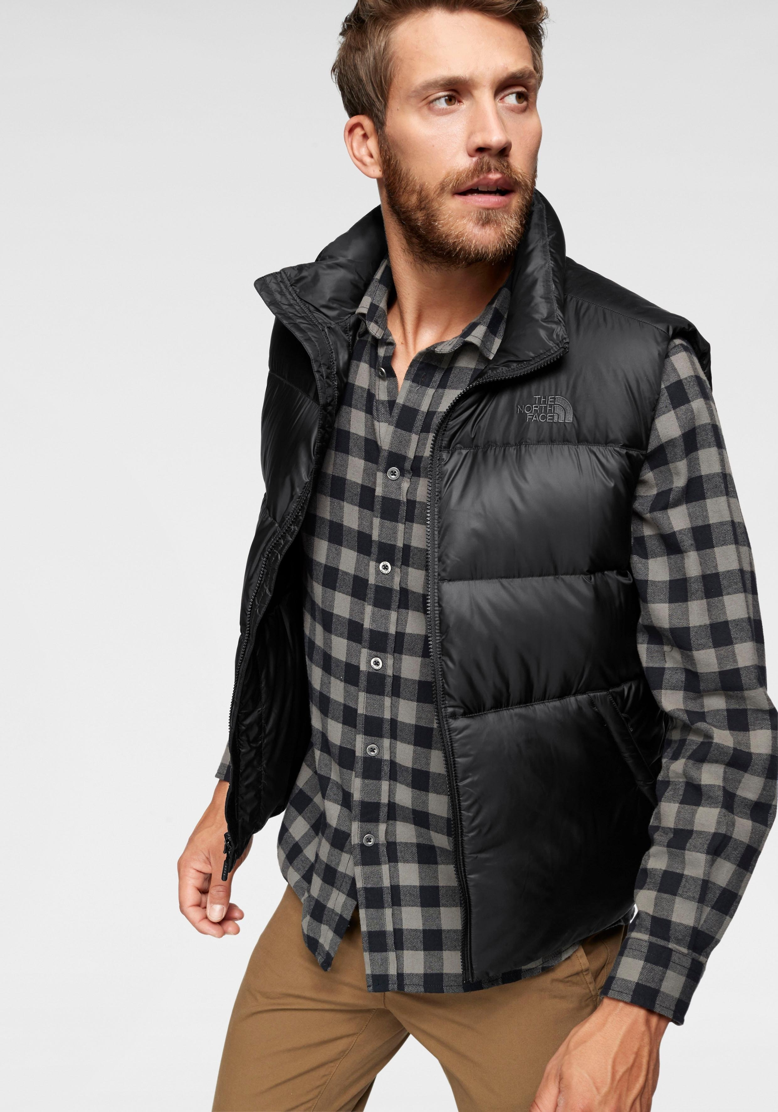 8b208774ec The North Face donzen bodywarmer »NUPTSE« in de online winkel