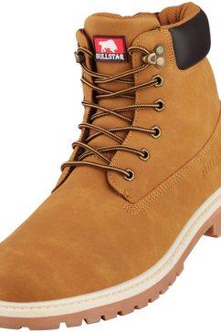 bullstar hoge schoenen »boot montana« beige